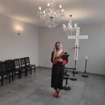 Mistrz Ceremonii - Aneta Dobroch
