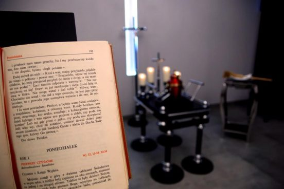 Kaplica - Księga